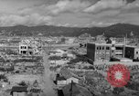 Image of bomb damaged buildings Hiroshima Japan, 1946, second 10 stock footage video 65675072451