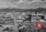 Image of bomb damaged buildings Hiroshima Japan, 1946, second 11 stock footage video 65675072451