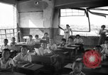 Image of bomb damaged buildings Hiroshima Japan, 1946, second 4 stock footage video 65675072452