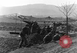 Image of American gun crew firing 105mm howitzer Germany, 1945, second 3 stock footage video 65675072467