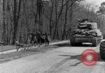 Image of M36 Tank Destroyers Lubbecke Germany, 1945, second 5 stock footage video 65675072468