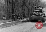 Image of M36 Tank Destroyers Lubbecke Germany, 1945, second 8 stock footage video 65675072468