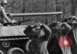 Image of M36 Tank Destroyers Lubbecke Germany, 1945, second 9 stock footage video 65675072468