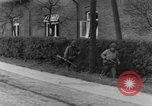 Image of 334th Infantry Regiment searching for snipers in Germany Germany, 1945, second 6 stock footage video 65675072469