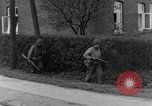 Image of 334th Infantry Regiment searching for snipers in Germany Germany, 1945, second 8 stock footage video 65675072469
