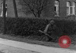 Image of 334th Infantry Regiment searching for snipers in Germany Germany, 1945, second 10 stock footage video 65675072469