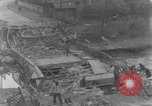 Image of damaged bridge Ickern Germany, 1945, second 3 stock footage video 65675072471