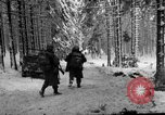Image of United States 75th infantry advance Commanster Belgium, 1945, second 5 stock footage video 65675072472