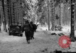 Image of United States 75th infantry advance Commanster Belgium, 1945, second 9 stock footage video 65675072472