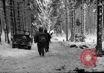 Image of United States 75th infantry advance Commanster Belgium, 1945, second 10 stock footage video 65675072472