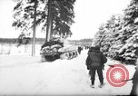 Image of United States infantry advance Saint Vith Belgium, 1945, second 2 stock footage video 65675072473