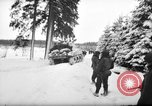 Image of United States infantry advance Saint Vith Belgium, 1945, second 6 stock footage video 65675072473