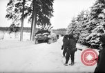 Image of United States infantry advance Saint Vith Belgium, 1945, second 7 stock footage video 65675072473