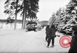 Image of United States infantry advance Saint Vith Belgium, 1945, second 8 stock footage video 65675072473