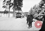 Image of United States infantry advance Saint Vith Belgium, 1945, second 10 stock footage video 65675072473