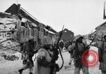 Image of United States infantrymen Saint Vith Belgium, 1945, second 8 stock footage video 65675072475
