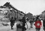 Image of United States infantrymen Saint Vith Belgium, 1945, second 9 stock footage video 65675072475