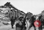Image of United States infantrymen Saint Vith Belgium, 1945, second 10 stock footage video 65675072475