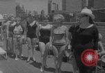 Image of grandmothers bathing beauty contest New York City USA, 1967, second 6 stock footage video 65675072481