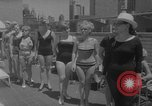 Image of grandmothers bathing beauty contest New York City USA, 1967, second 7 stock footage video 65675072481