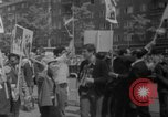 Image of Anti Shah demonstration Berlin Germany, 1967, second 5 stock footage video 65675072487