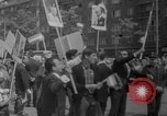 Image of Anti Shah demonstration Berlin Germany, 1967, second 6 stock footage video 65675072487