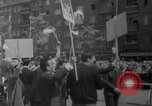 Image of Anti Shah demonstration Berlin Germany, 1967, second 7 stock footage video 65675072487