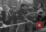 Image of Anti Shah demonstration Berlin Germany, 1967, second 11 stock footage video 65675072487