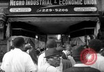Image of Cassius Clay draft Vietnam War Cleveland Ohio USA, 1967, second 8 stock footage video 65675072489