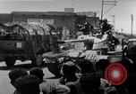 Image of French Armor and Artillery Algeria, 1954, second 7 stock footage video 65675072494