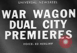 Image of Dual World Premiere Texas United States USA, 1967, second 3 stock footage video 65675072509