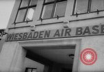 Image of United States airmen West Germany, 1958, second 8 stock footage video 65675072510