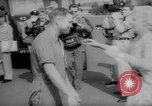 Image of United States airmen West Germany, 1958, second 12 stock footage video 65675072510