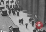 Image of Bank holiday in Great Depression Washington DC USA, 1933, second 1 stock footage video 65675072514