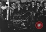 Image of motor engine Toledo Ohio USA, 1936, second 9 stock footage video 65675072522