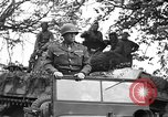 Image of General George S Patton France, 1944, second 10 stock footage video 65675072545