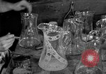 Image of cut glass making United States USA, 1919, second 11 stock footage video 65675072549