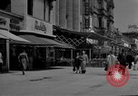 Image of Kurfurstendamm Avenue Berlin Germany, 1953, second 4 stock footage video 65675072559