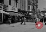 Image of Kurfurstendamm Avenue Berlin Germany, 1953, second 5 stock footage video 65675072559