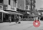 Image of Kurfurstendamm Avenue Berlin Germany, 1953, second 6 stock footage video 65675072559