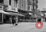 Image of Kurfurstendamm Avenue Berlin Germany, 1953, second 7 stock footage video 65675072559
