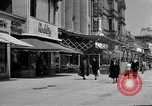 Image of Kurfurstendamm Avenue Berlin Germany, 1953, second 10 stock footage video 65675072559