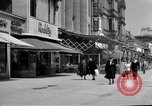 Image of Kurfurstendamm Avenue Berlin Germany, 1953, second 11 stock footage video 65675072559