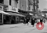 Image of Kurfurstendamm Avenue Berlin Germany, 1953, second 12 stock footage video 65675072559