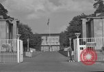 Image of Headquarters Compound Berlin Germany, 1953, second 5 stock footage video 65675072562