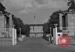 Image of Headquarters Compound Berlin Germany, 1953, second 6 stock footage video 65675072562