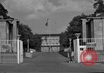 Image of Headquarters Compound Berlin Germany, 1953, second 9 stock footage video 65675072562