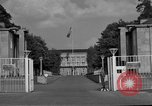 Image of Headquarters Compound Berlin Germany, 1953, second 10 stock footage video 65675072562