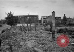 Image of bomb damage Berlin Germany, 1953, second 9 stock footage video 65675072566