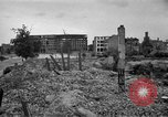 Image of bomb damage Berlin Germany, 1953, second 10 stock footage video 65675072566